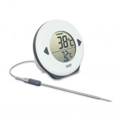 DOT Digital Oven Thermometer in White